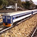 1/32 scale SAR 100 &250 class railcars